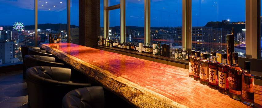 津貫|「本坊酒造」のウィスキーをメインにした大人の隠れ家的バー。|